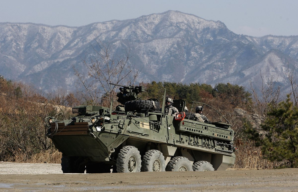U.S. army gets brand new, lethal armored vehicle to counter Russia threat in Europe