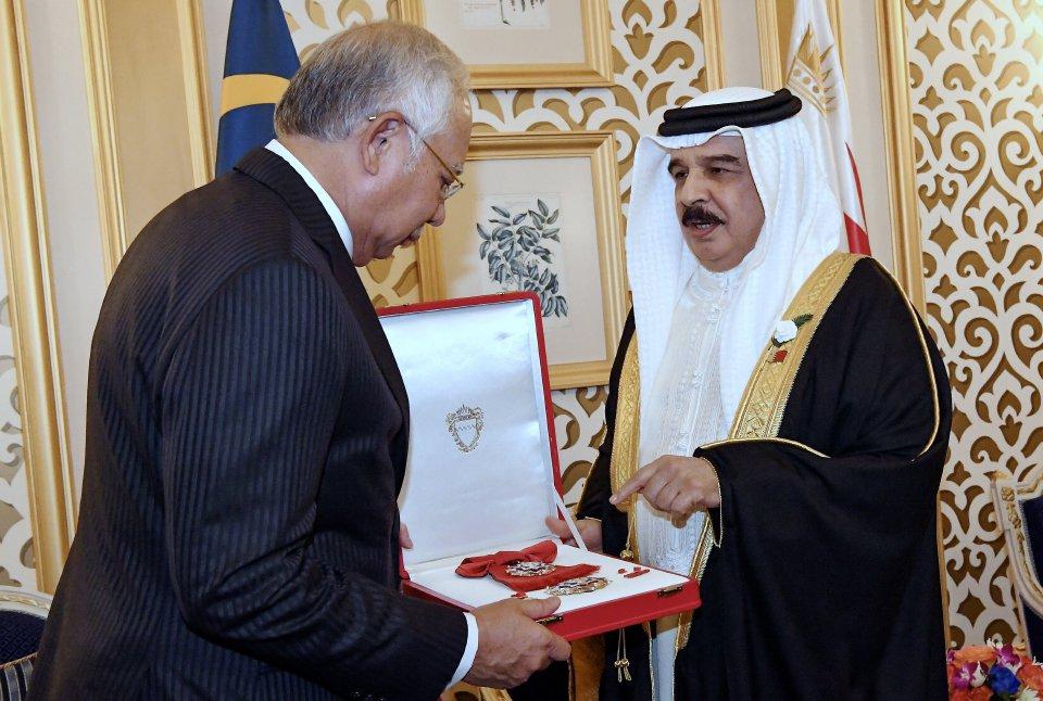 PM terima anugerah tertinggi Bahrain
