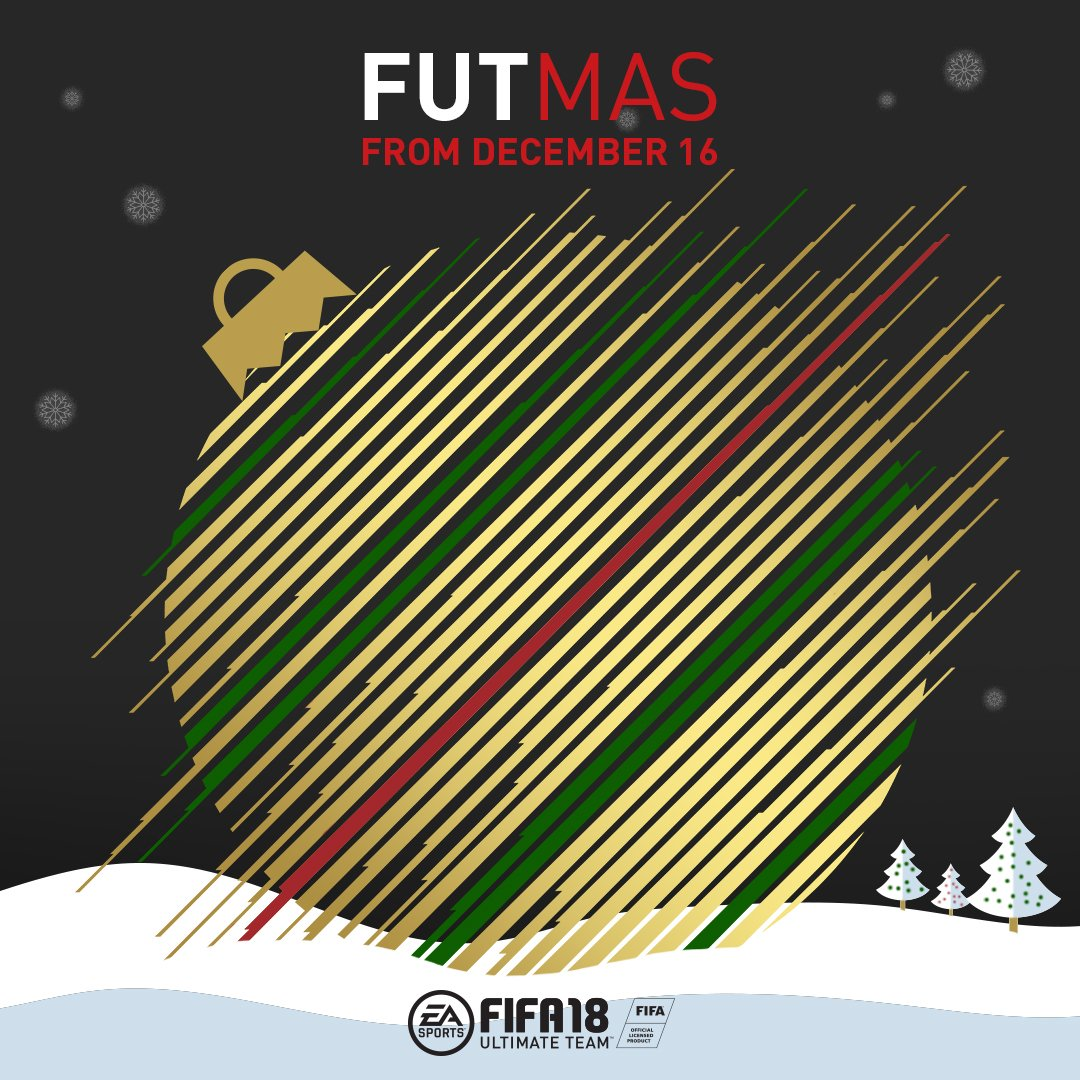 FUTmas is back in FIFA 18 Ultimate Team: https://t.co/puT19pQ5NW https://t.co/vilJN0YHR6