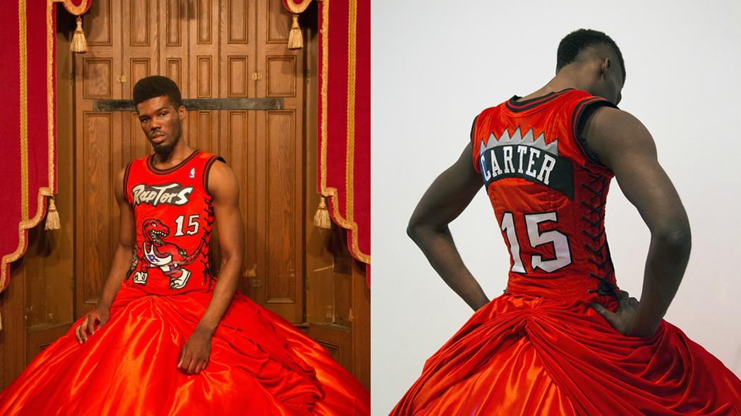meet the artist who dresses basketball players in ball gowns https://t.co/t5h5INVwdm https://t.co/7dlhhbQgXk