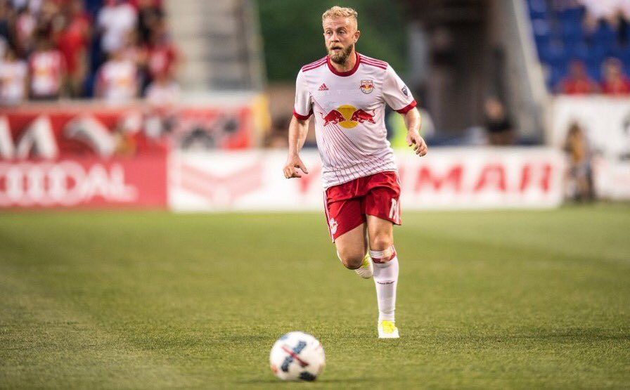 NEWS | @NewYorkRedBulls midfielder @MikeGrella10 was selected by @ColoradoRapids in the @MLS Re-Entry draft and was then TRADED to @ColumbusCrewSC. #CrewSC #Rapids96 #NYRB https://t.co/a9WwnwoRqu
