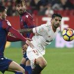 #LaLiga 🇪🇸 Jornada 16 📝 Sevilla 0⃣ | 0⃣ Levante h...