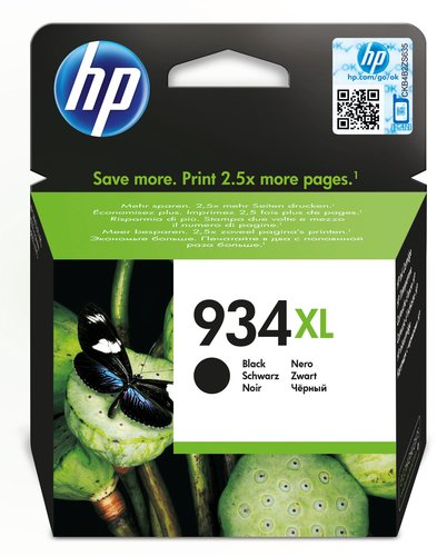 TINTA HP 934XL NEGRO(C2P23AE)  24,60 € https://t.co/U7O2dmQqCc https://t.co/j7rq19BZul