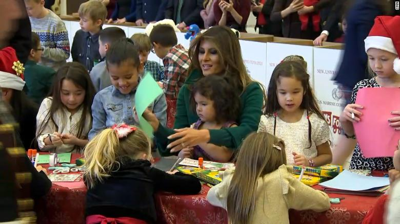 First lady Melania Trump's popularity continues to climb, according to a new poll https://t.co/xkiOaiUaUk https://t.co/VvOIuGb3ed