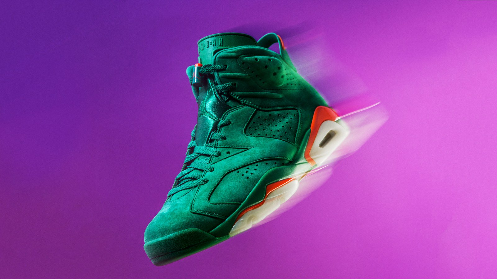 Feast your eyes on the brand new Air Jordan 6 'Gatorade' in beautiful green suede https://t.co/1wHOPflocW https://t.co/TPYX1yEoON