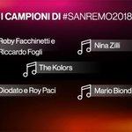 RT : E #Frida sia! 💪 #SaràSanremo #Sanre...