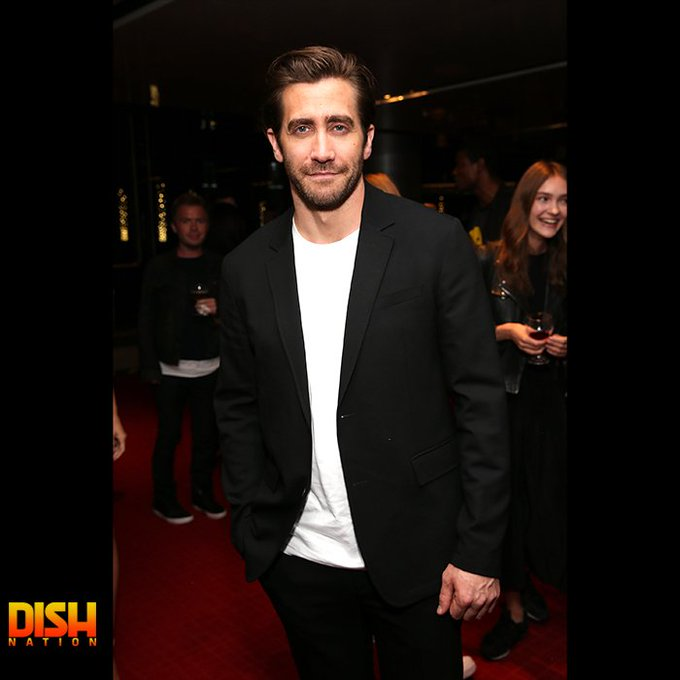 Happy 37th birthday to Jake Gyllenhaal