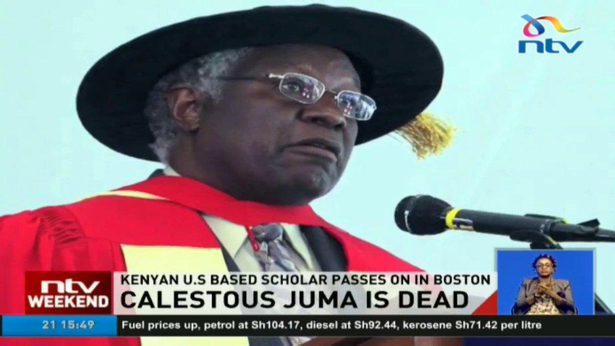 Kenyan U.S based scholar passes on in Boston