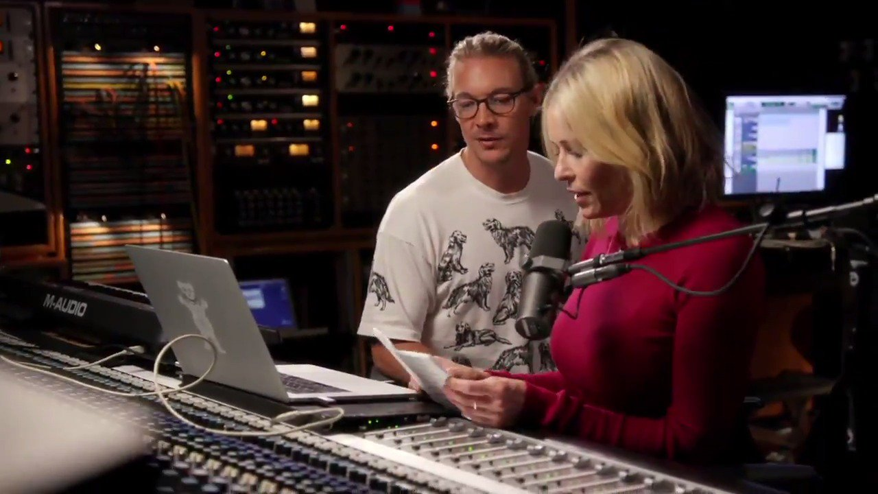 Always down to work with up an coming artist @chelseahandler @netflix https://t.co/9GsVsDPhTG