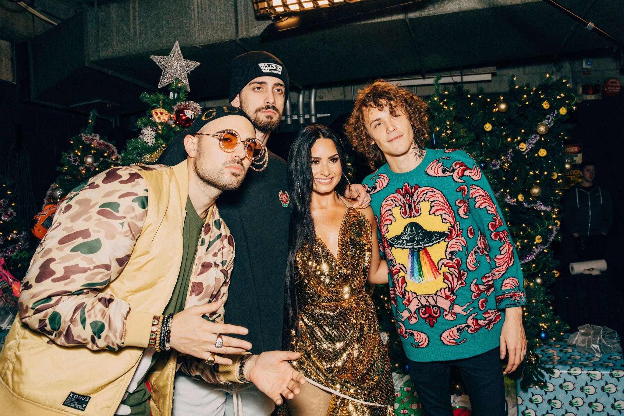 Bringing my guys @cheatcodesmusic to #JingleBallATL tonight!! See you soon Atlanta ❤️ @iheartradio @POWERATL https://t.co/E0mMmWGcNs