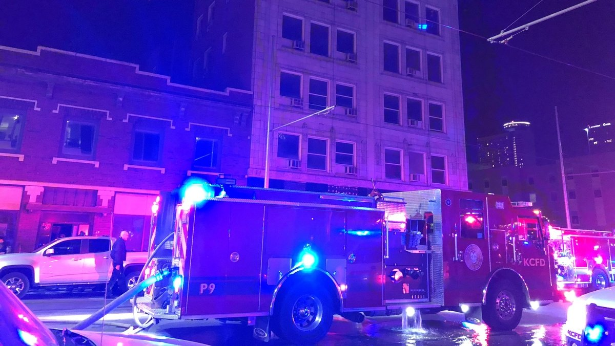 test Twitter Media - KCMO Firefighters respond to building fire downtown https://t.co/2bDxNRatUk https://t.co/RFUopF2HJs