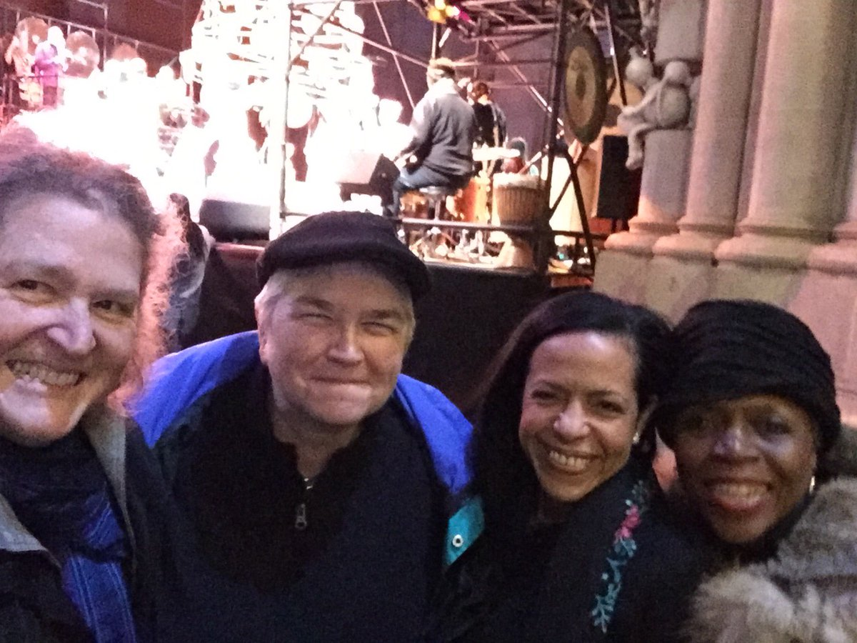 test Twitter Media - At the annual winter solstice concert with dear friends Wendy and Gini. #HappyHolidays (@ Cathedral Church of St. John the Divine in New York, NY) https://t.co/QbBV49EkP2 https://t.co/N1lnGLIwhS