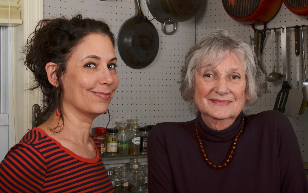 Mother-daughter duo bring back our favorite things with German-Jewish cookbook