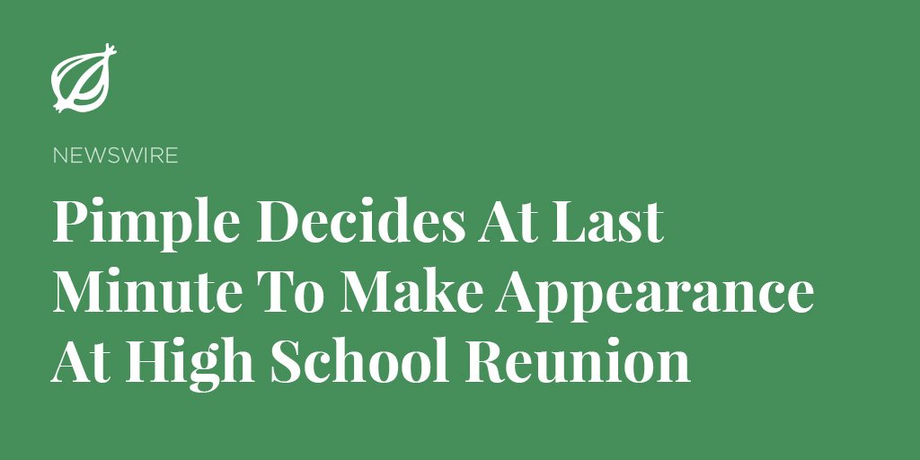 RT @TheOnion: For more world-renowned reportage, visit https://t.co/csf5QTTFPD. https://t.co/9aHY166V2n