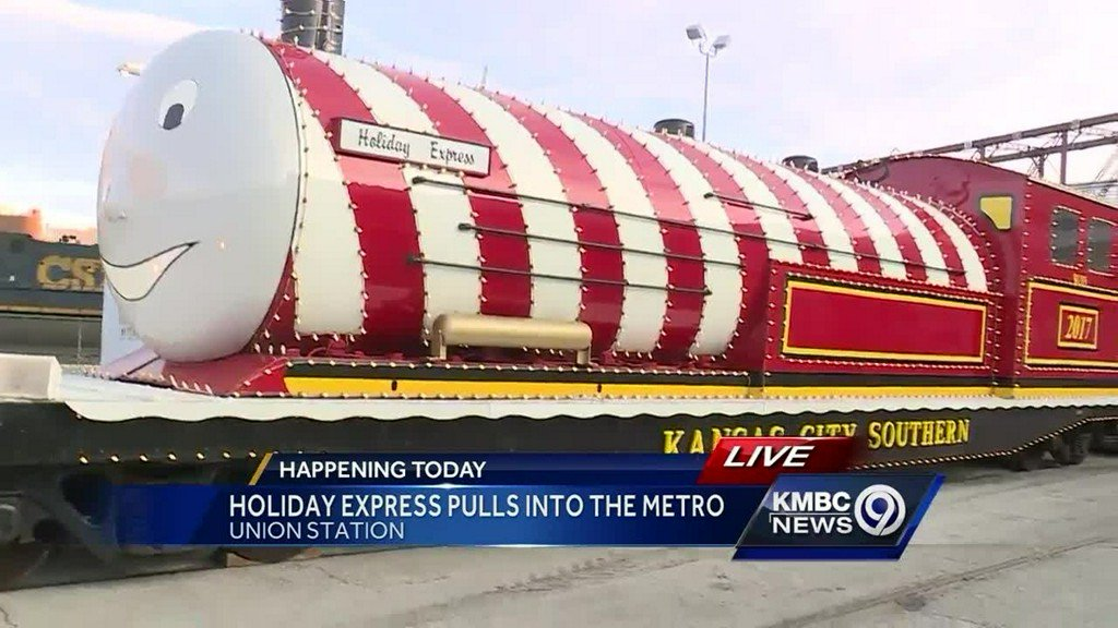 test Twitter Media - Holiday Express arrives at KC's Union Station https://t.co/xGMWtPJ5kC https://t.co/wQFJi54aIe