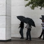 Expect a rainy weekend, says National Weather Service
