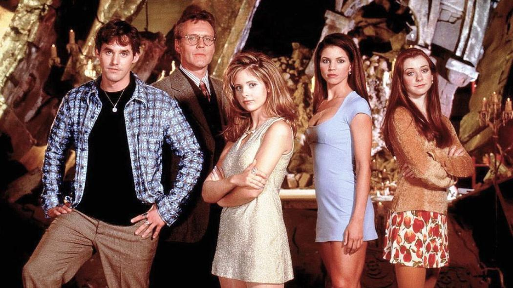 'buffy the vampire slayer' was the best show on earth https://t.co/CoYhwfYOre https://t.co/Tl8PiRIwzf