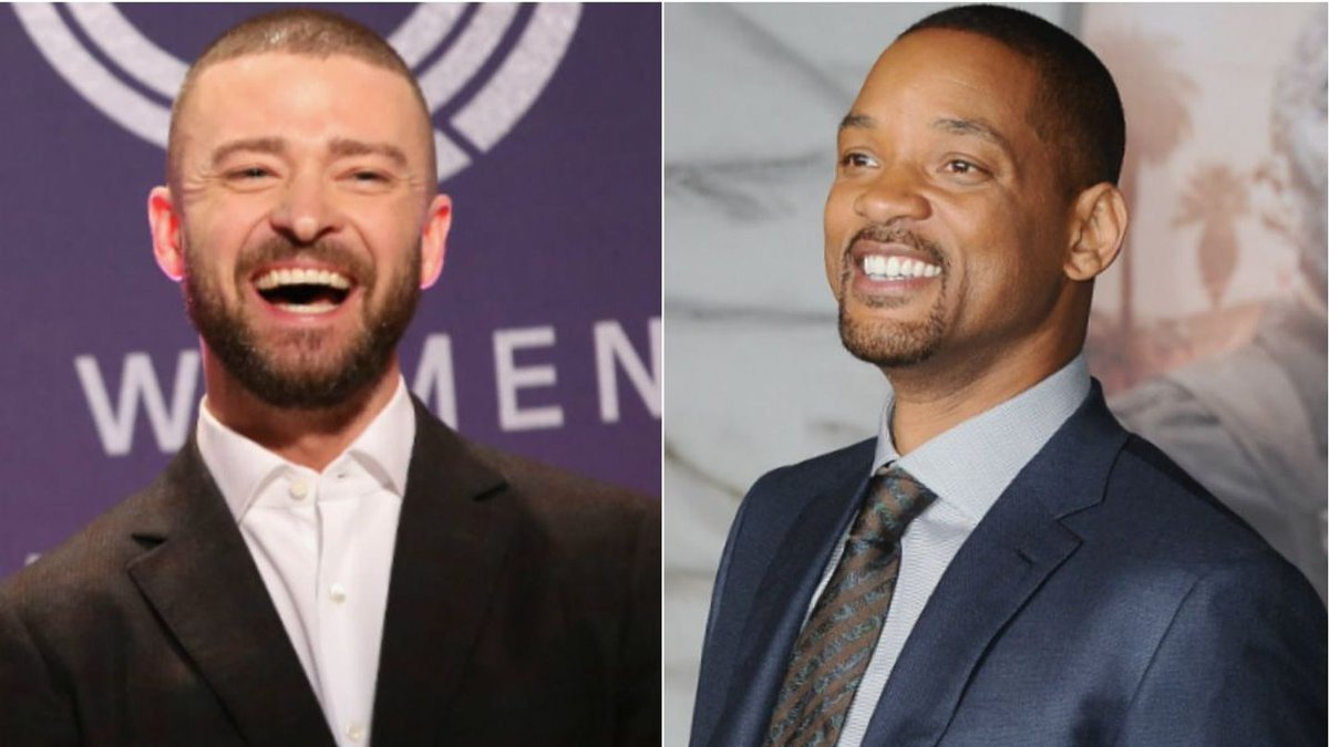 Will Smith (Finally) Joins Instagram And Immediately Roasts Justin Timberlake
