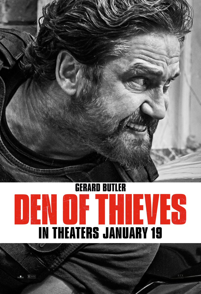 Holy shit, Big Nick is coming. #DenOfThieves #Regulators https://t.co/8toLW2jynT