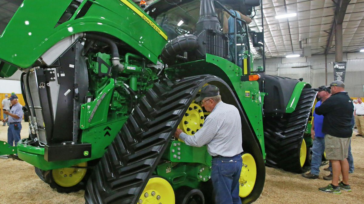Federal judge orders preliminary injunction on ND farm equipment dealer law
