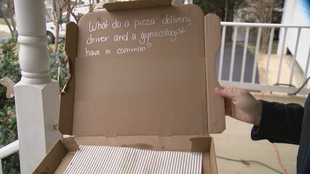 Joke written in pizza box gets worker fired, customer cyberbullied (WJLA/ABC7) https://t.co/p4CkrUnIA6 https://t.co/wsxhlyugsw