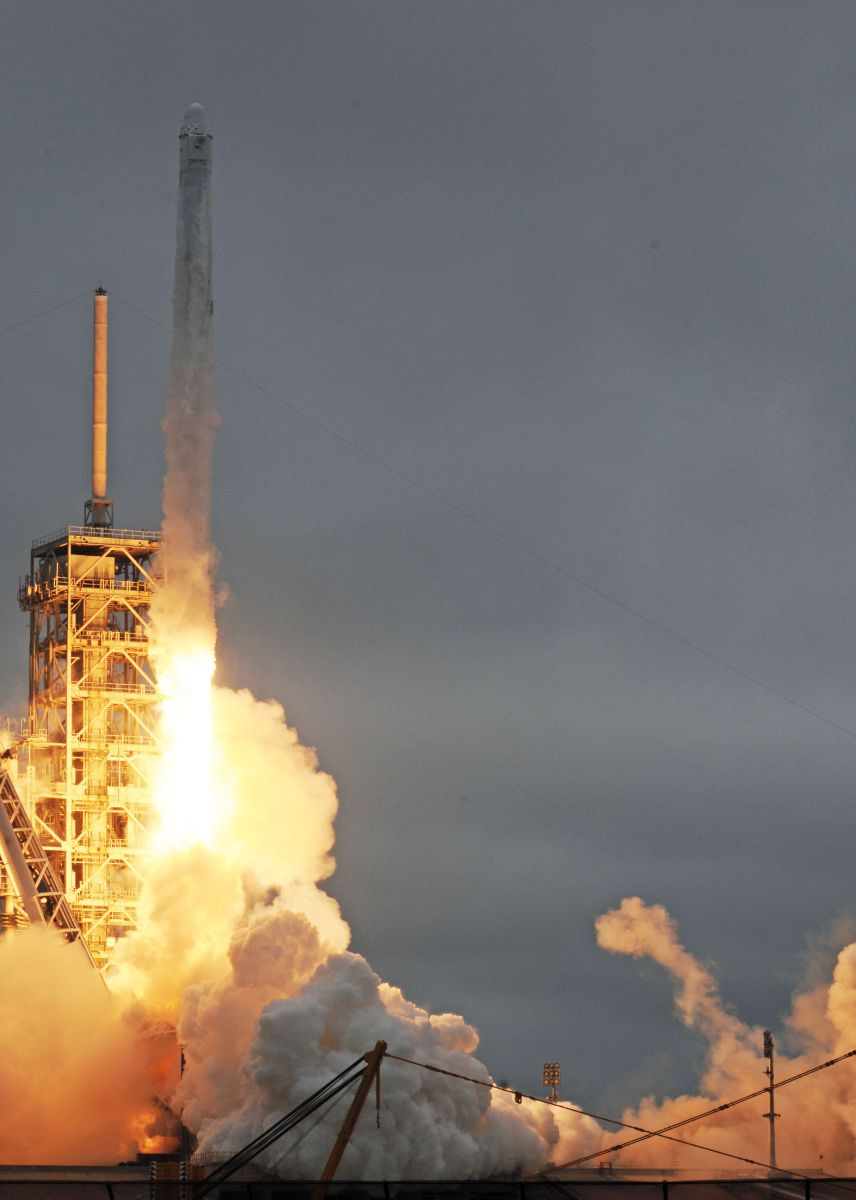SpaceX to launch Space Station resupplyrocket