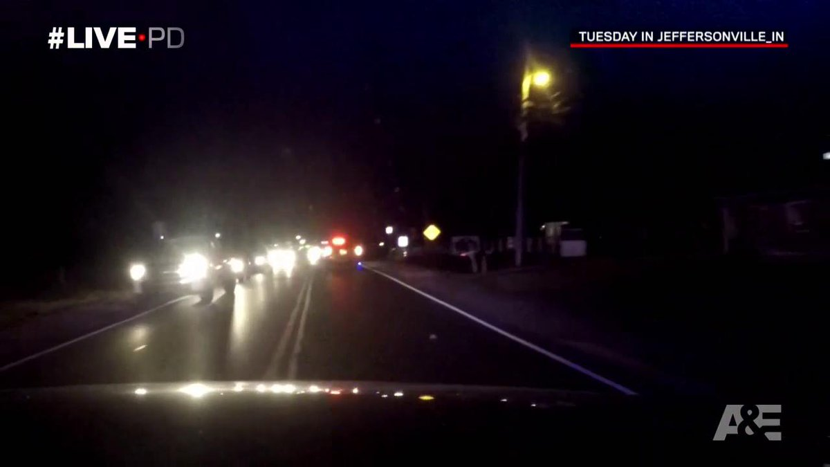 "RT @OfficialLivePD: ""He went a little jumpity on us, and he just shot the trooper in the face."" #LivePD https://t.co/KsmOgR5x5J"
