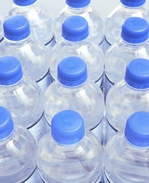 Bottled water and the drought
