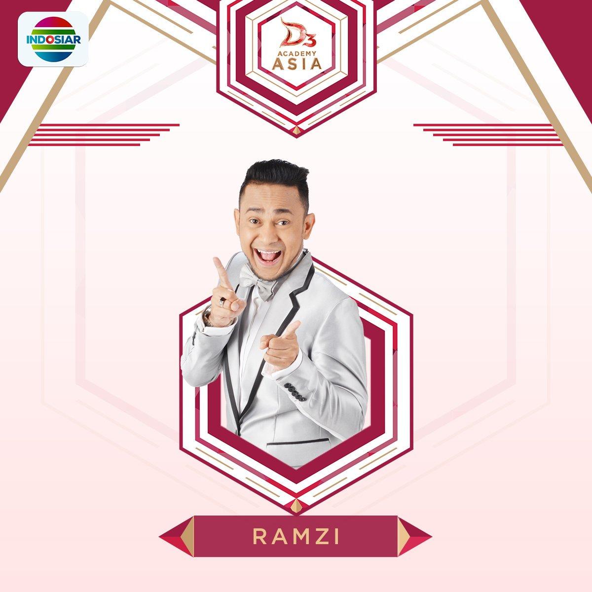 Ayo dukung Ramzi sebagai Host Favorit Pilihan Sosial Media, dengan cara tweet #DAA3(spasi)Ramzi sekarang! https://t.co/6qJftOwvFJ