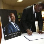 Nyenze to be buried on Tuesday, politicians across divide send condolences