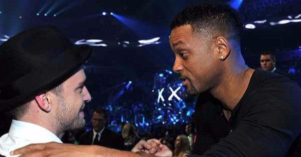 Will Smith joined Instagram and got a warm welcome from his biggest fan, Justin Timberlake: