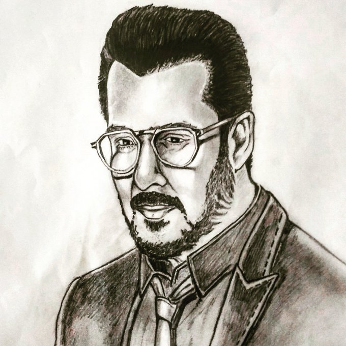 Happy birthday Salman Khan sir in advance
