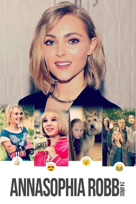 Happy Birthday AnnaSophia Robb!