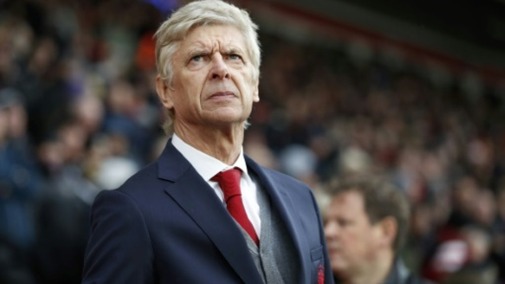 Man Utd defeat left its mark, admits Wenger