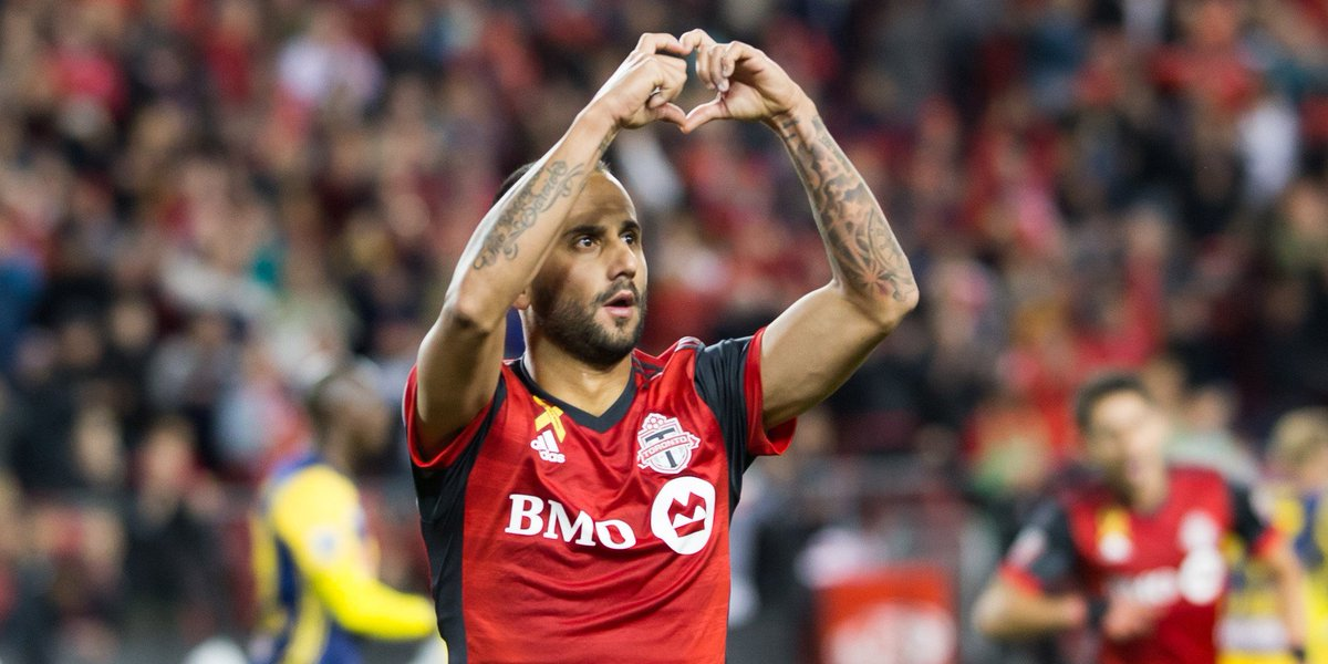 """For Victor Vazquez, his first year with @torontofc """"was [the] best season in my career."""" https://t.co/gqg6eft9qu https://t.co/oXjU4pMDtG"""