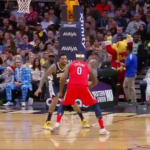 DeMarcus Cousins scored 29 PTS and Anthony Davis added 28 PTS, 12 REB for the @PelicansNBA.  #DoItBig https://t.co/pMXkJkJdp8