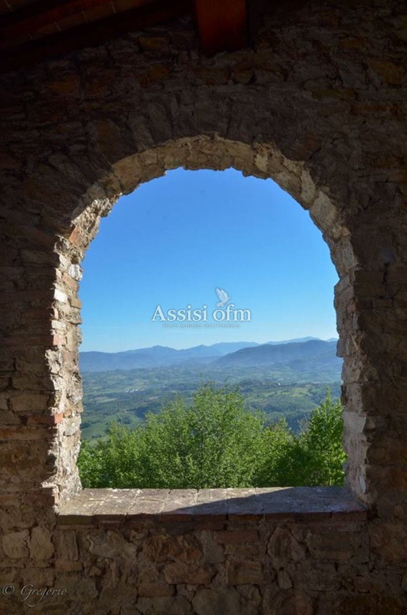 #Assisi