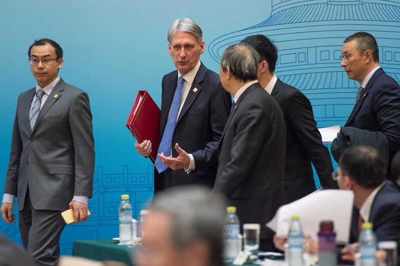 China, UK vow to continue, strengthen economic, financial cooperation