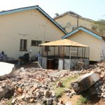 Kisumu traders cry foul after county officials demolish their shops
