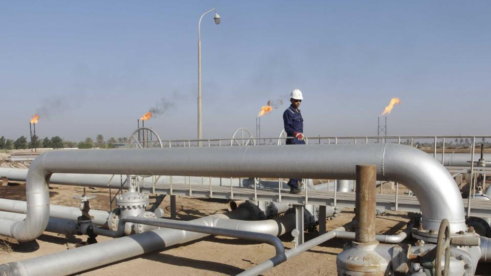 Iraq plans oil pipeline network to cover all its territory