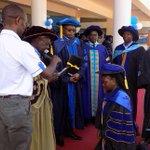 Go forth and be job creators not job hunters, Matiang'i urges university graduates