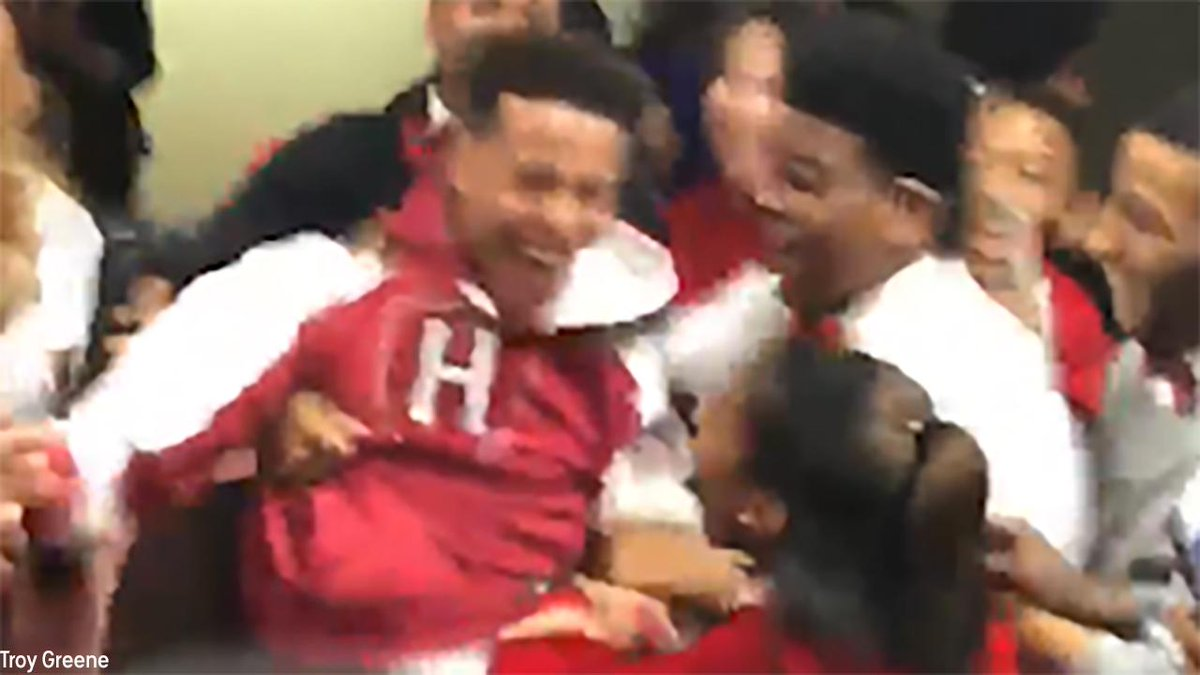 Watch some lives change! Cameras were rolling as Louisiana teens learned they'd been accepted to prestigious universities, and the result is wonderful: https://t.co/gIZqefQbda https://t.co/Ynt69Wncs9