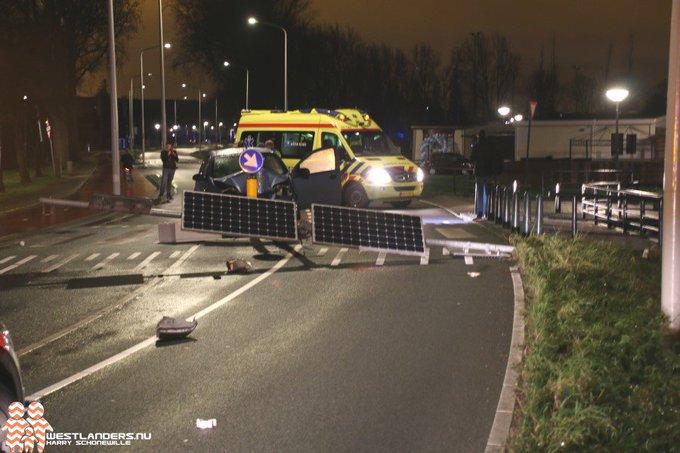 Automobilist ernstig gewond na ongeluk Noordweg https://t.co/IrgU8kQimb https://t.co/BaKeGtsyRI