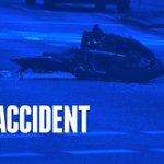 Youths burn lorry after boda boda rider dies in head on collision