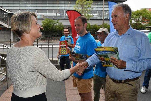 He's back: John Alexander defeats Kristina Keneally in Bennelong by-election