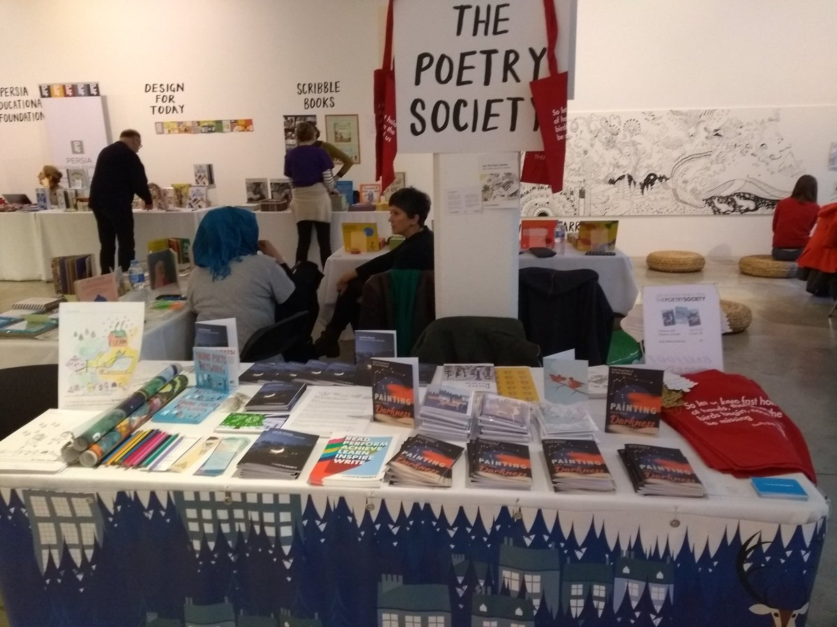 test Twitter Media - Day 2 of the London  Children's Book Fair @Parasolunit - we'll be here until 5pm giving away free posters and anthologies, and vending our gorgeous Christmas cards and Emily Dickinson tote bags. Come one, come all! https://t.co/y0F5Eo5C3X