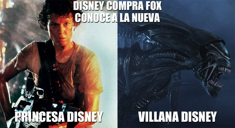 Consecuencias de la compra de Fox por Disney https://t.co/a9BpyaCbDS