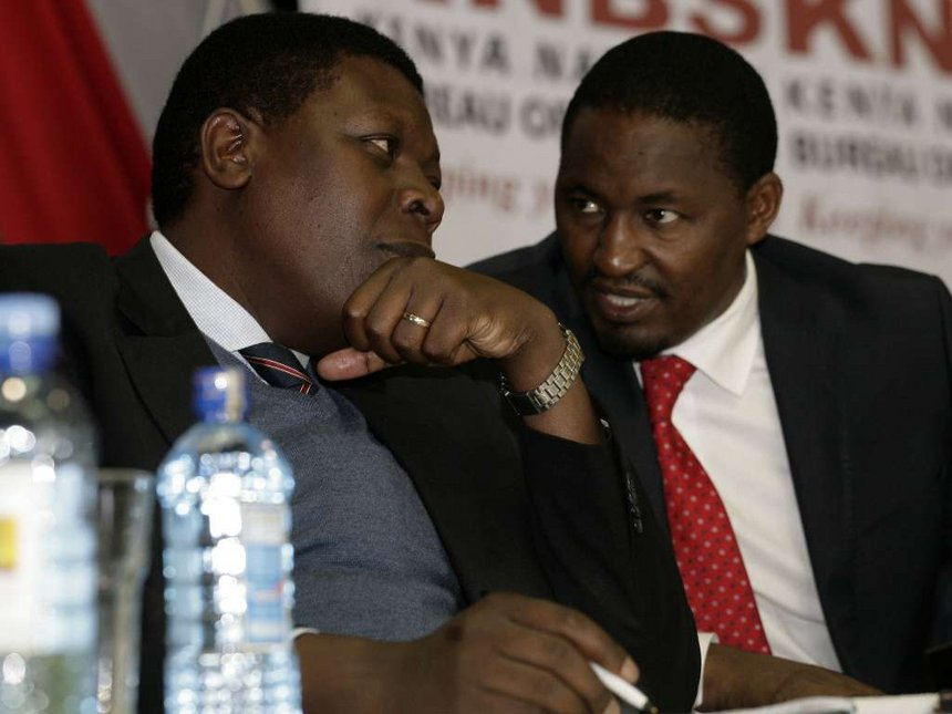 Tug of war between Luhyas, Gema over Ruto's 2022 running mate