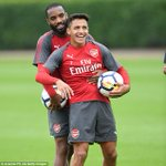 Wenger issues warning to Lacazette and  Sanchez