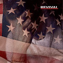 CONGRATS to my friend @Eminem #REVIVAL you spit ���� #LikeHome https://t.co/gU1OyUEo9k